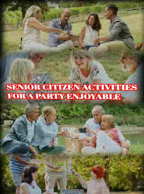 Senior Citizen Activities for a Party Enjoyable, Senior Citizen Activities