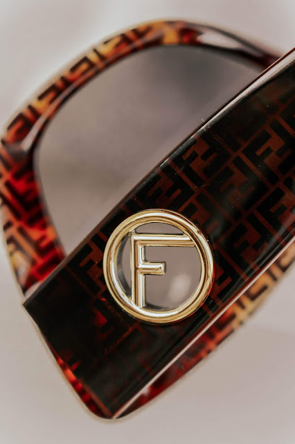 Fendi FF0327/S Dark Havana 086 52mm sunglasses review