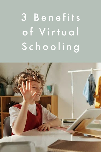 3 Benefits of Virtual Schooling