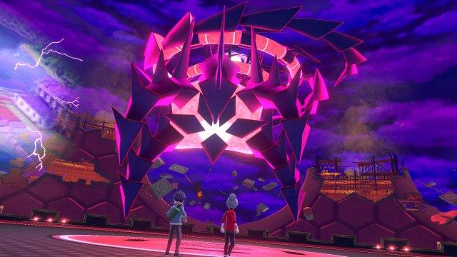 Eternatus Infinity Zone Pokémon TCG