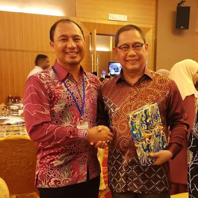 Selamat Bersara Dato' Sulaiman Wak, Mantan Timbalan Ketua Pengarah Pendidikan Malaysia