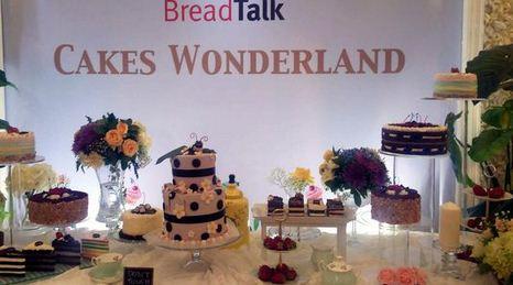 Harga Kue Di BreadTalkkue Breadtalkkue Ulang Tahunholland Bakeryharga