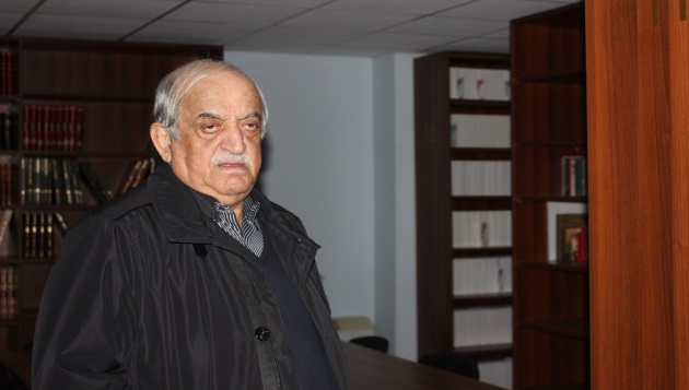 Τον δικό του απολογισμό του κάνει ο Κώστας Σανίδης, για τον Γιώργο Παρχαρίδη