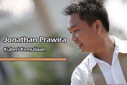 Lirik Lagu Rohani Kuberi Kemuliaan Jonathan Prawira