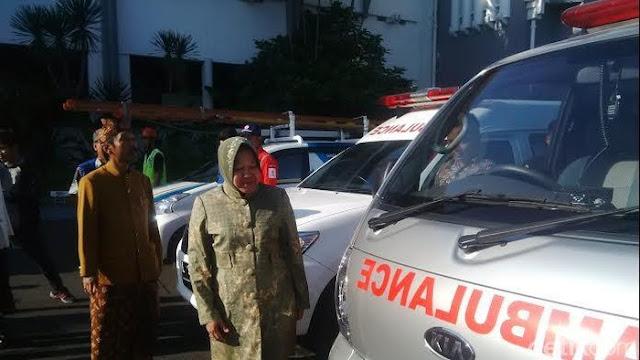 Ambulans Milik Pemkot Surabaya Menolak Angkut Jenazah Warga