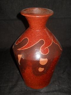 Vas bunga gasing