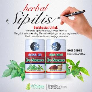 Jual Obat Sipilis Herbal Terbaik untuk Wanita