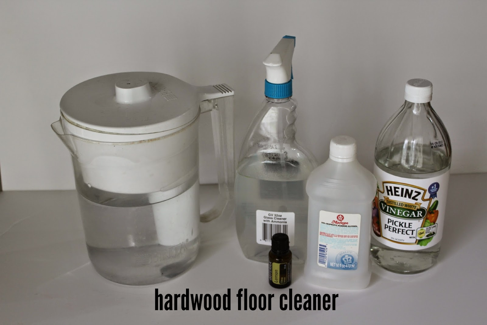 Aubrey Zaruba Hardwood Floor Cleaner