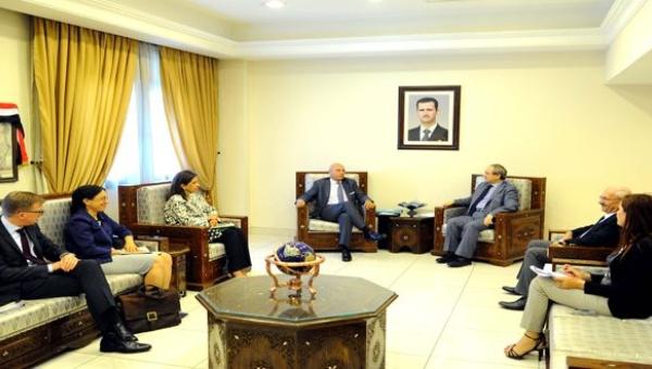 ONU espera reiniciar diálogo de paz sirio a finales de agosto