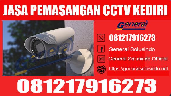 Jasa Pemasangan CCTV Ngacar Kediri