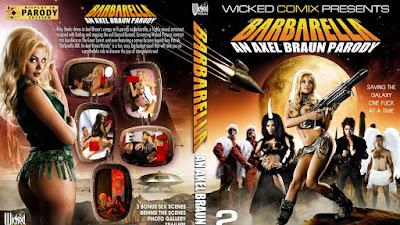Barbarella XXX [PEDIDO]