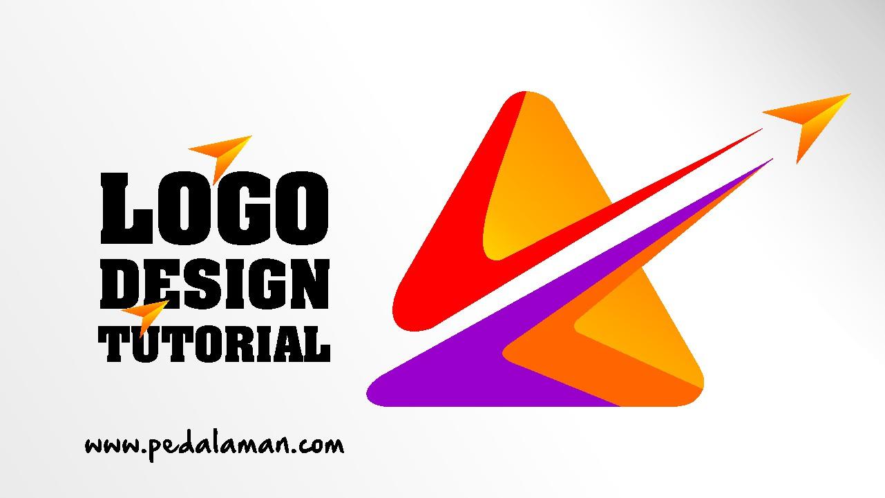 Membuat desain logo di coreldraw