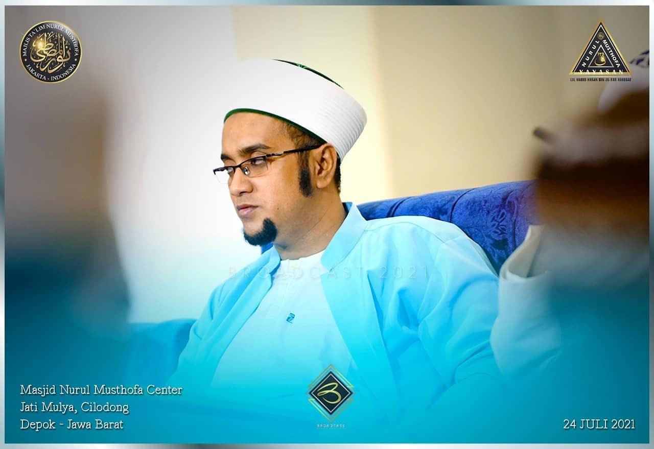 Galeri Masjid Nurul Musthofa Center 240721