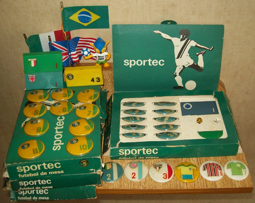 78a4f19fdf Anúncio da Loja Sports Spada sobre os botões Sportec