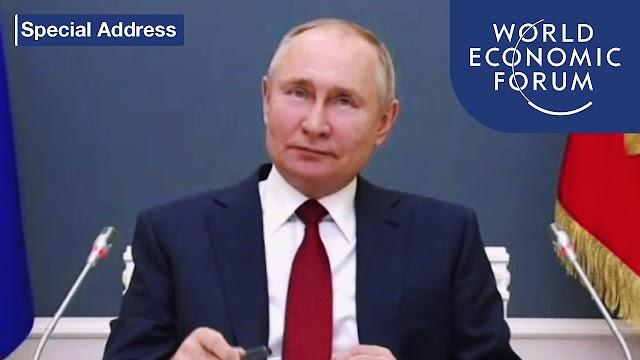 Η καυτή ομιλία Πούτιν για την κρίση της πανδημίας και τις επιπτώσεις στην ανθρωπότητα