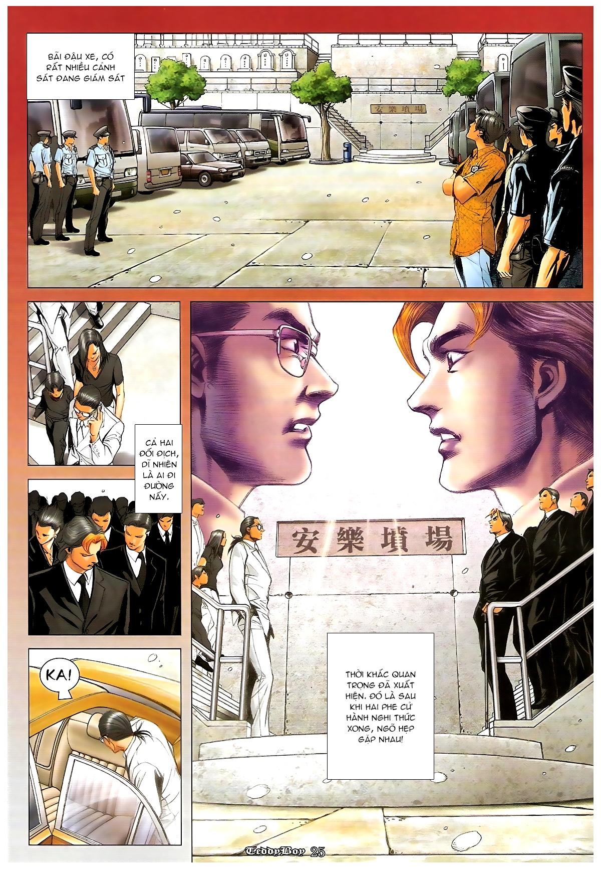 Người Trong Giang Hồ - Chapter 1241: Tân Long Đầu - Pic 20