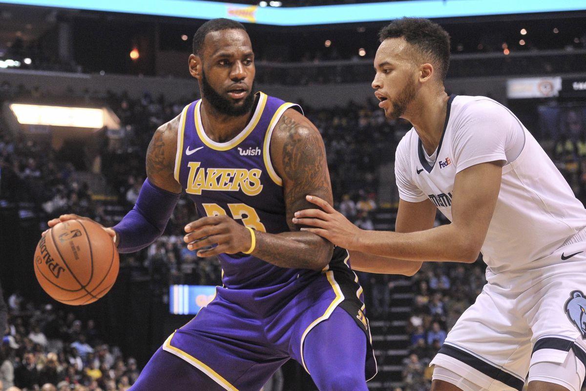 LA Lakers vs Memphis Grizzlies Dream 11 fantasy Sports Prediction
