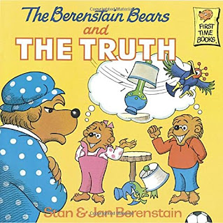 The Berenstain Bears and the Truth I Books about honesty I Picture books about honesty I Books about honesty for kids