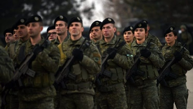 Kosovo has its own Army, the Assembly approves the law