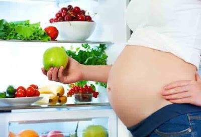 Best diet in pregnancy