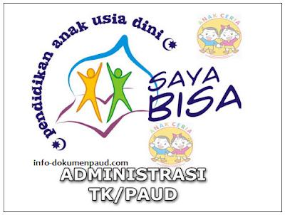 Daftar Administrasi Guru Kelas TK