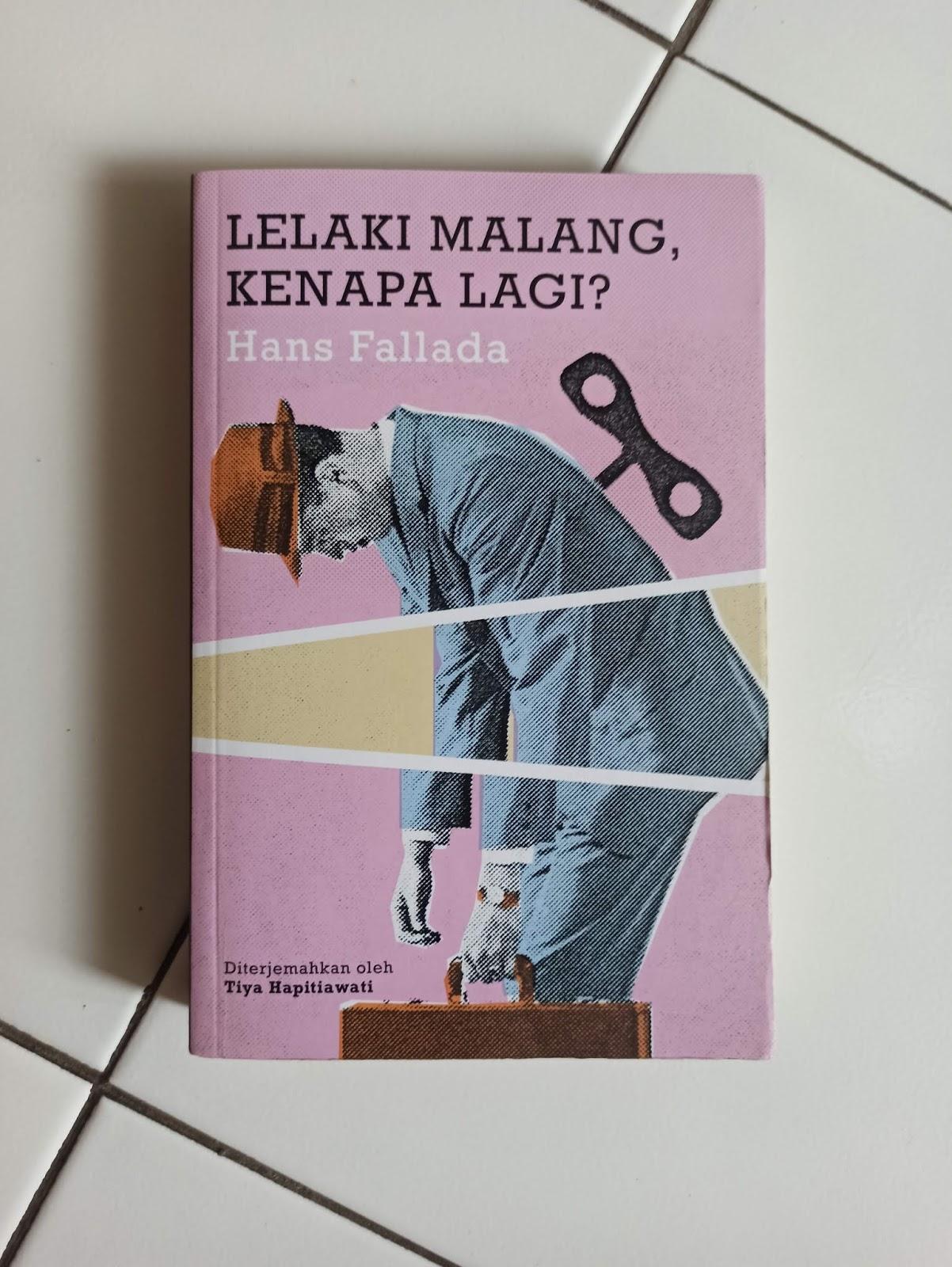 Novel Bekas karya Penulis Hans Fallada