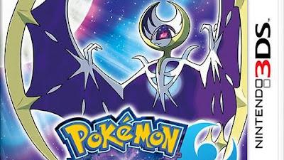 Pokemon Luna [3DS] [Español] [Mega] [Mediafire]