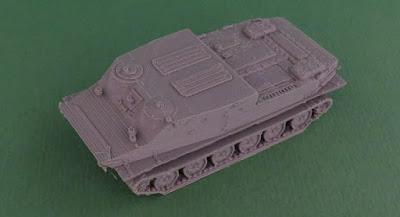 OT62 TOPAS Amphibious Armoured Personnel Carrier picture 2