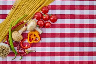 vegan spagetti