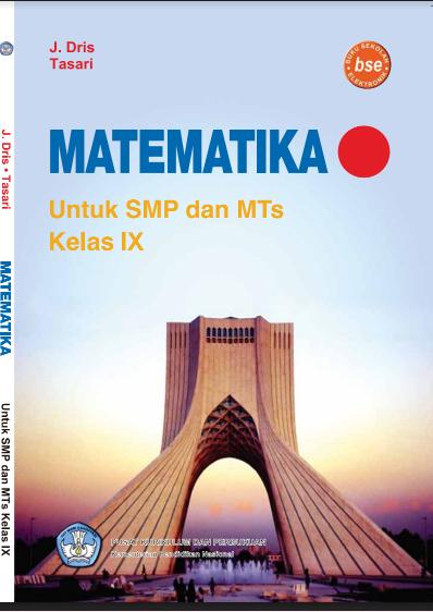 Download Buku Siswa KTSP SMP dan MTs Mata Pelajaran MATEMATIKA