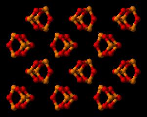 Molécula de fósforo