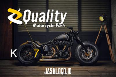 Jasa Desain Logo Jasa Desain Logo Motorcycle Parts