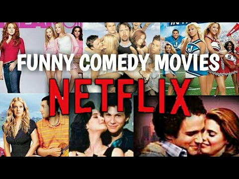 Top 8 Best Comedy Movies on Netflix | Open Netflix