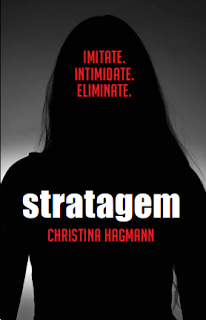 ya, mystery/suspense, fantasy, magical realism, coming of age, thriller, spies, shapeshifters, kidnapping, ya suspense, ya fantasy, stratagem, christina hagmann