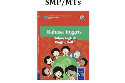 Soal UTS Bahasa Inggris Kelas 8 SMP/MTs  Kurikulum 2013 Tahun Pelajaran 2020/2021