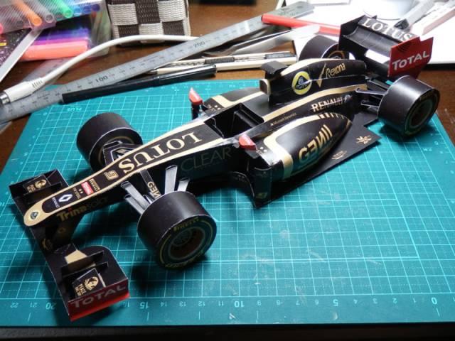 Types Of Formula Race Cars