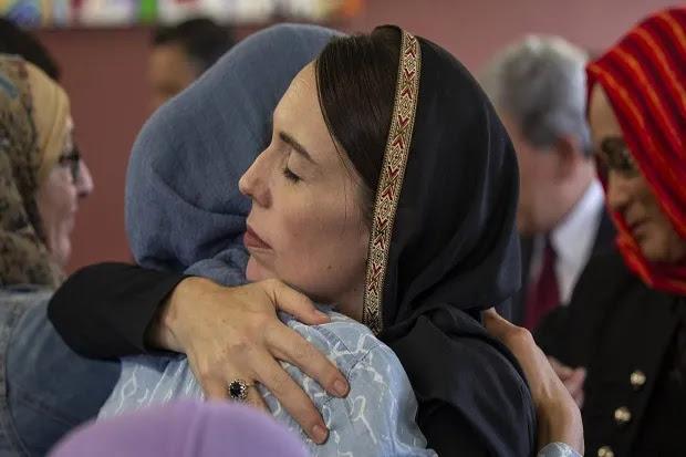 Dukung Muslim, Wanita Semua Agama di Selandia Baru akan Berjilbab