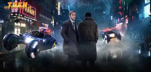 Ryan Gosling, confirmă că va juca alături de Harrison Ford în Blade Runner 2.