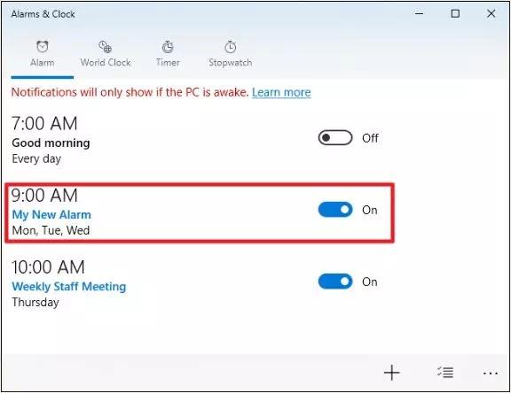 Cara Menggunakan Fitur Timer, Alarm dan Stopwatch Windows 10-3