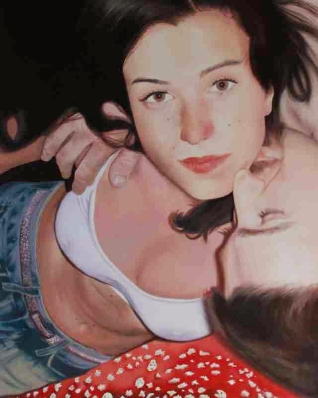 Эпизоды повседневной жизни. Francesca Marzorati