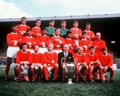 Copa dos Campeões 1968 - Manchester United