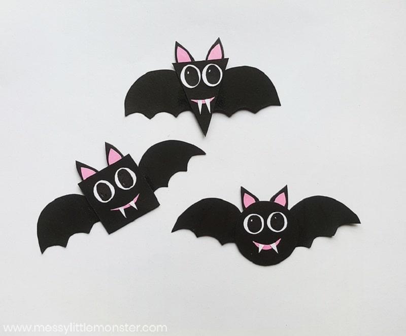 bat shape craft
