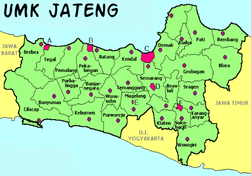 JATENG (Jawa Tengah)