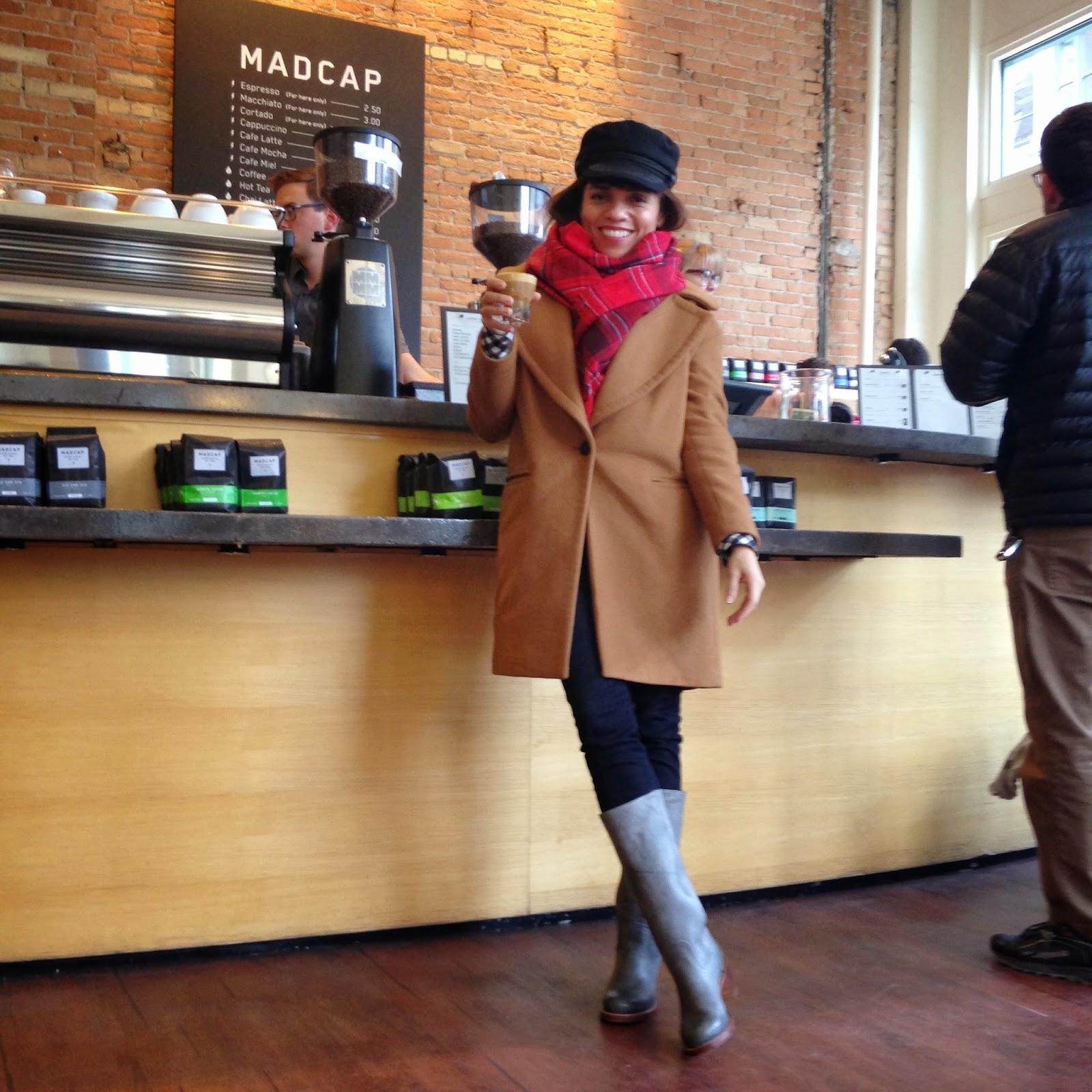 Madcap Cafe