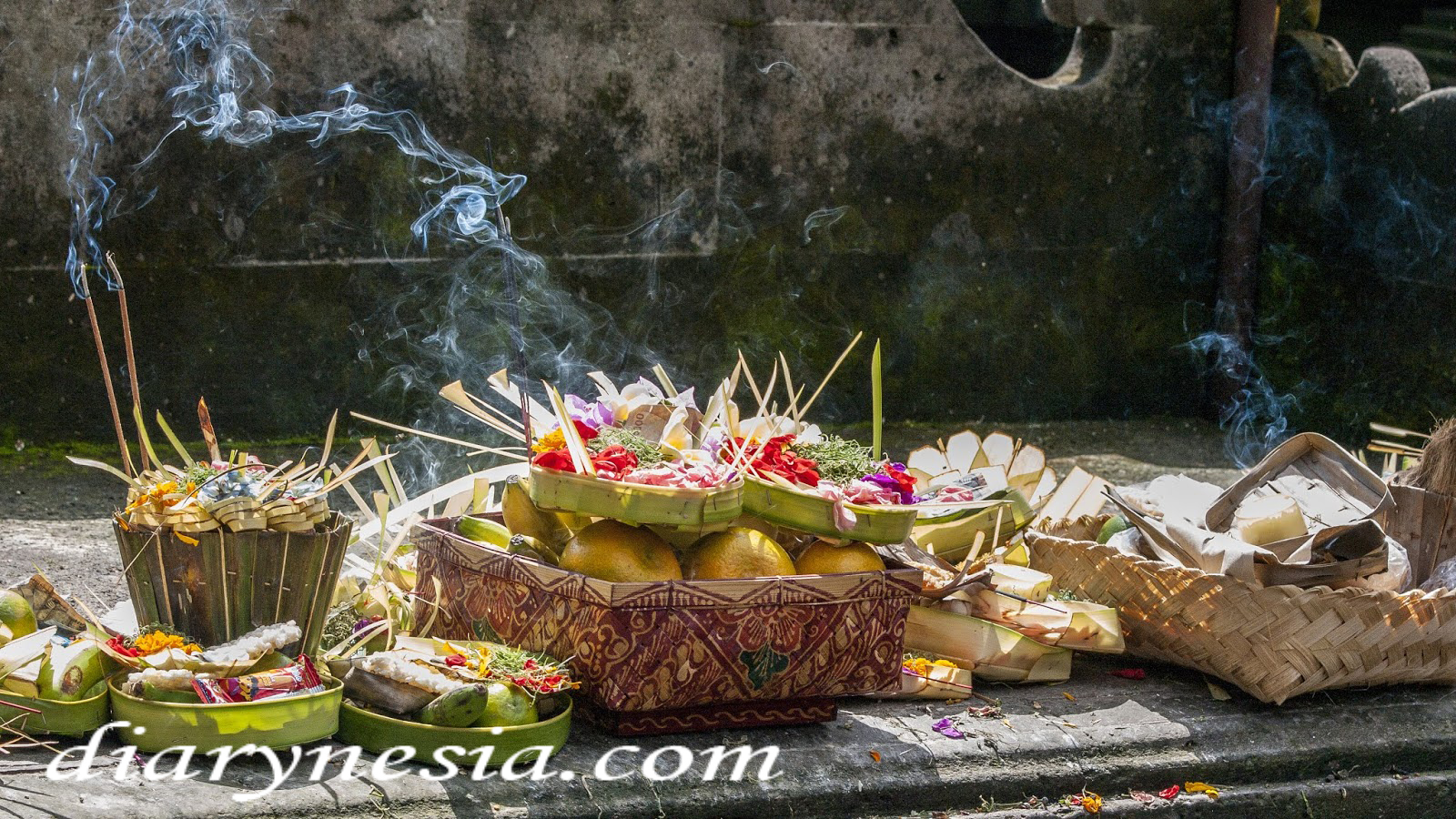 when and where bali festivals and events are held, top festival bali, top events bali, diarynesia