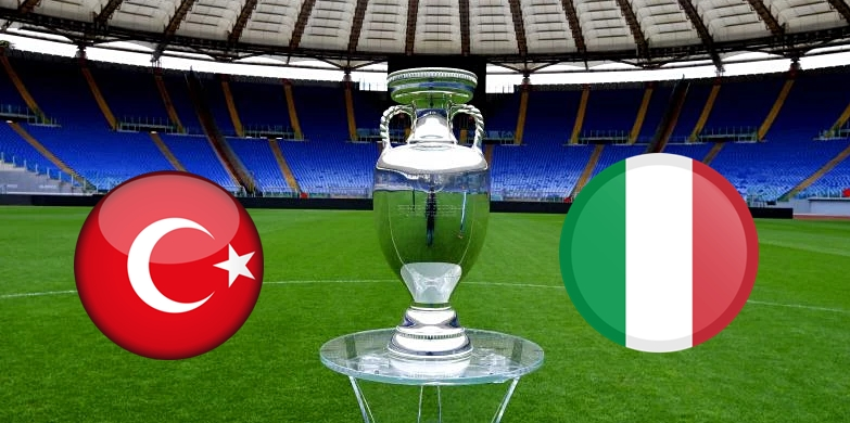 موعد مباراة ايطاليا وتركيا فى افتتاح يورو 2020