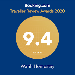 Warih-Homestay-Traveller-Review-Award-2020
