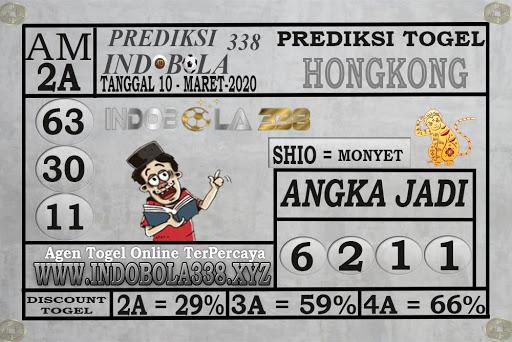 Prediksi Togel Hongkong Malam Ini 10 Maret 2020 - Prediksi Indobola