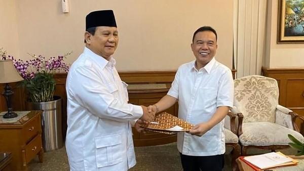 Gerindra Bantah Isu Prabowo Bantu Habib Rizieq Pulang ke Indonesia