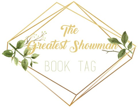 The Greatest Showman Book Tag
